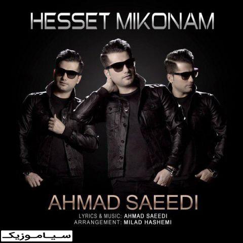 احمد سعیدی - حست میکنم