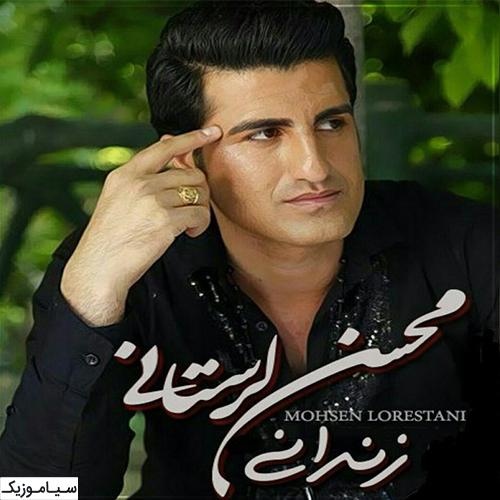 محسن لرستانی - زندانی